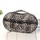 Travel laundry wash underwear bag bra case with EVA beauty tool [19018]