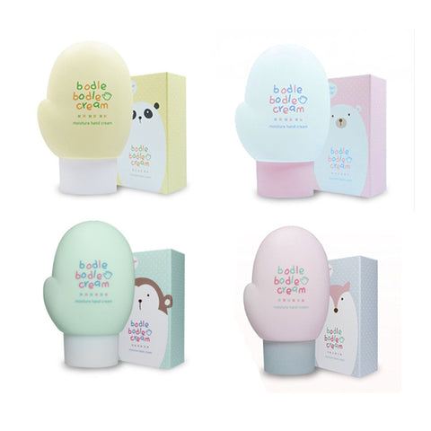 4 PCS K-beauty Korea Hand Cream 4 Types 60 ml Skin Care Repair Whiten Moisturize Spa [894]