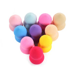 Beauty tool Makeup Sponge Puff Flawless Smooth Beauty Blending Puff  5 pcs [433B]