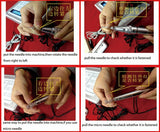 Promotions Makeup Tattoo Kit Contour Style Permanent Body Eyebrow Machine +30 PCS Needles [401]