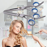Beauty Tool 8 Pack Hairdressing Shears Hair Cutting Scissors professional Tool Set[641]