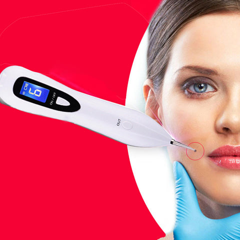 Beauty Device Mole Removal Sweep Spot Pen Electric Ion Tattoo Remove