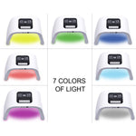 Beauty Device 7 colors  pdt led light therapy for skin treatment [598]