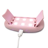 Beauty Tool Portable 6W LED Phototherapy Nail Gel Lamp [674]