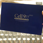 Cell 97.7 K-beauty Stem Cell Cosmetics For Whitening 15pcs/pack [785]