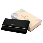Promotions MISS AMMY Tri-fold Genuine Leather Women Wallet Cluctch [6006]