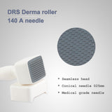 Adjustment needle length 0-3.0mm DRS 140A derma roller microneedle therapy 【1019】