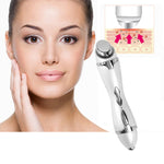 Promotions LED Infrared Heating Thermal Face & Eye Ion Anti-Wrinkle Remover Beauty Device [418]