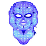 Promotions Magic 3 Color LED Facial Neck Mask Light Therapy LED MASK[516]