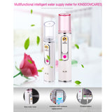 Moisture Face Skin Care 18ML Water Nano Steamer Smart Sprayer Beauty Device[687]