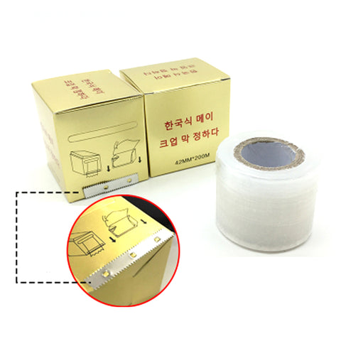 Beauty Tool Transparent And Tasteless Plastic Wrap For Tattoo [727]