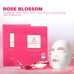 [ Jayjun ] Facial Mask Rose Blossom Mask 10pcs/pack [743]