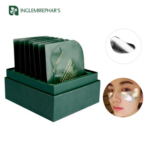 [ Inglemirephar's ] K-beauty Eye Mask Anti-Aging Moisturizing Remove Dark Circles 7pcs/pack [770]