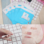 [ Jayjun ] Korea Cosmetic All-in-One Multi Cleansing Facial Mask (5pcs/box)
