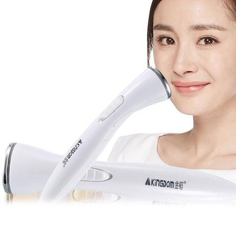 Ion Massage Vibration Facial Anti-aging Whitening Skin Care Beauty Device [796]