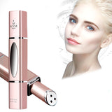 Electric Anti-Aging Wrinkle Dark Circle Removal Ionic Vibration Eyes Massage Pen Beauty Device [832]
