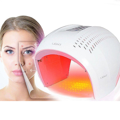 Promotions LED Light PDT Therapy Facial Care Wrinkles Removal Acne Treatment Beauty Device [850]