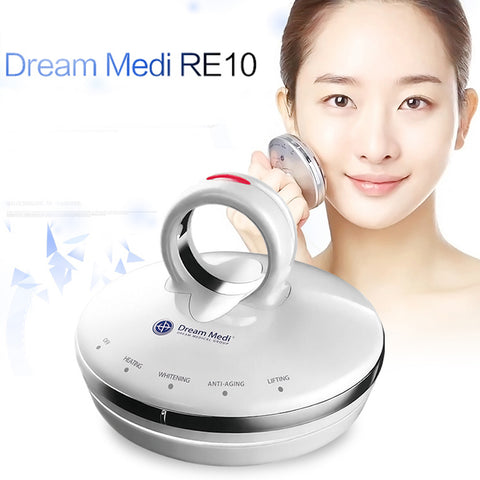 Promotions Portable Vibration Face Lifting Electronic Ion Massager Anti-Wrinkle Beauty Device[851]