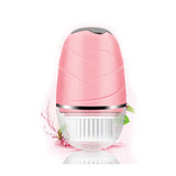 Electric Mini Portable Rechargeable Rotary Washing Pore Cleansing Beauty Device [868]