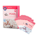 [ Farm Stay ] Facial Mask Visible Difference Pearl Mask Korean 10pcs/pack [873]