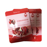 [ Farm Stay ] Korean Facial Mask Sheet Pomegranate Mask 10pcs/pack [875]