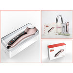 Promotions Facial Hot&Cold Hammer Ion Therapy Vibration Skin Care Beauty Device [889]