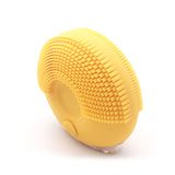 Electric Silicone Face Cleaner Facial Wash Brush Pore Cleaner Beauty Device [891]