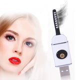 Promotions Beauty Tool USB Mini Perm Eyelash Curling Tools Professional Electric Heated Eyelash Curler [898]