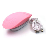 Beauty Device Vibration Deep Clean Skin Soft Silicone Waterproof Facial Brush [961]