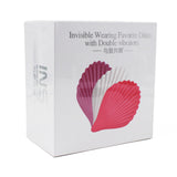 Wearable Butterfly Vibrator Remote Control Rechargeable G Spot Massager Adult Toy[982]
