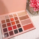 [MOIRA] Unravel Destiny Eye & Face Palette  24 shades K-Beauty [MZ009]