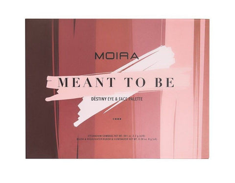 [MOIRA] Meant To Be Destiny Eye & Face Palette24 shades K-Beauty [MZ010]