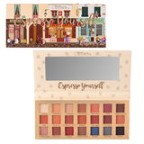 [Beauty Creations]21 Colors Eyeshadow Espresso Yourself Makeup Palette K-Beauty [MZ013]