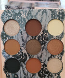 [Beauty Creations] 9 Colors Boudoir Eyeshadow Make Up Palette K-Beauty [MZ016]