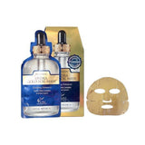 [ AHC ] Premium Hydra 24K Gold Foil Moisturizing Essence Serum Facial Mask  5 Sheet [MZ036]