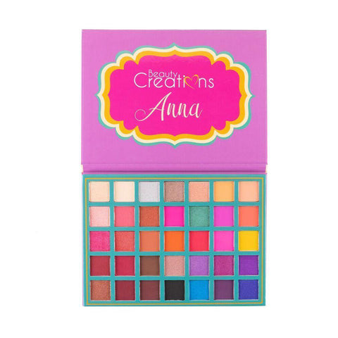 [Creations Anna] Beauty Eyeshadow Palette 35 Color K-Beauty  [MZ052]
