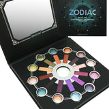 [Okalan] Zodiac Eyeshadow Palette Highlighter Pigmented Shades Shimmer & Matte K-Beauty [MZ053]