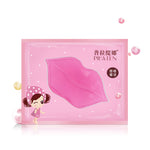 10pcs Collagen Crystal Lips Care Mask Membrane Anti-Ageing Moisture Essence Lips Gel Patch K-beauty [MZ064]