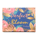 Prolux Perfect Bloom Eyeshadow 20 Color Palette Pigmented Spring Warm Cool Tone K-beauty [MZ070]