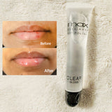 Max Cherimoya Lip Polish Lip Gloss Lip Moisturizing Clear 3pcs  set  Beauty Tool [MZ071*3]
