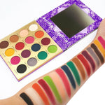 RUDE 16 Colors Lingerie Bright Matte Eyeshadow Eye shadow Palette K-BEAUTY [MZ080]