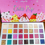 K-BEAUTY Cake Pop Bright 32 colors eye shadow palette [MZ088]