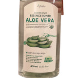 Esfolio 100 Aloe Vera Soothing Essence Toner 400ml K-BEAUTY  [MZ099]