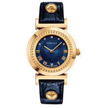 Versace Vanity Leather Strap