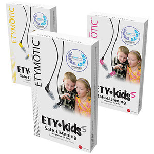 ETY-Kids Safe Listening Headphones