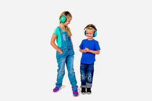 Ems for Kids Earmuffs (Green)