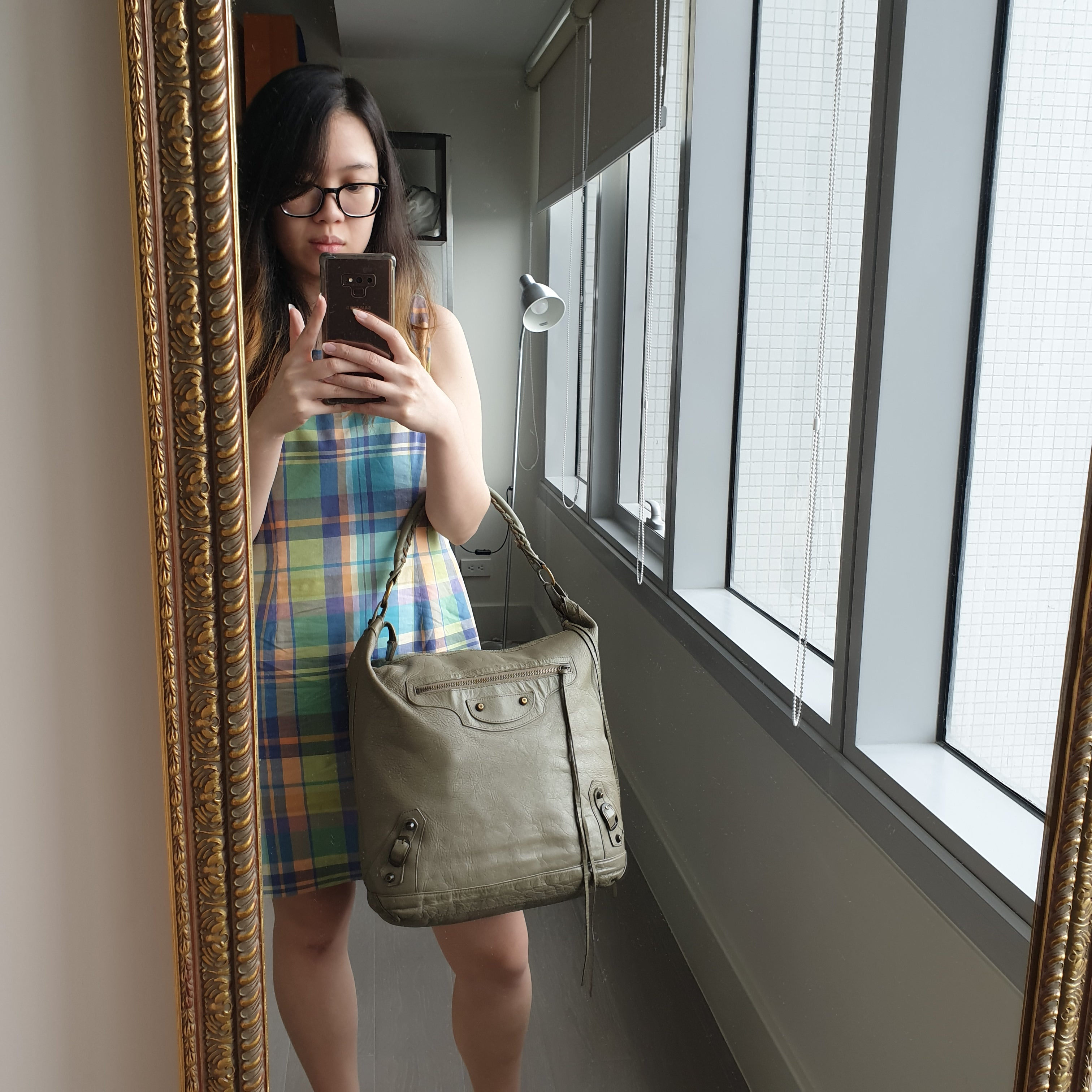 Balenciaga Day Hobo