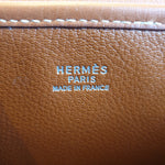 Load image into Gallery viewer, Hermès Christine, Gold Leather