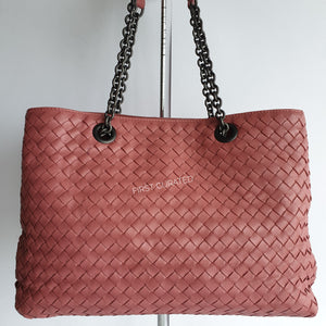 Bottega Veneta Double-Chain Tote Bag