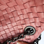 Load image into Gallery viewer, Bottega Veneta Double-Chain Tote Bag